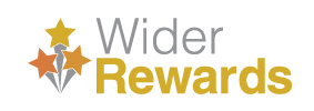 Wider Rewards Logo