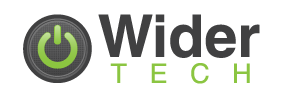 Wider Tech Logo